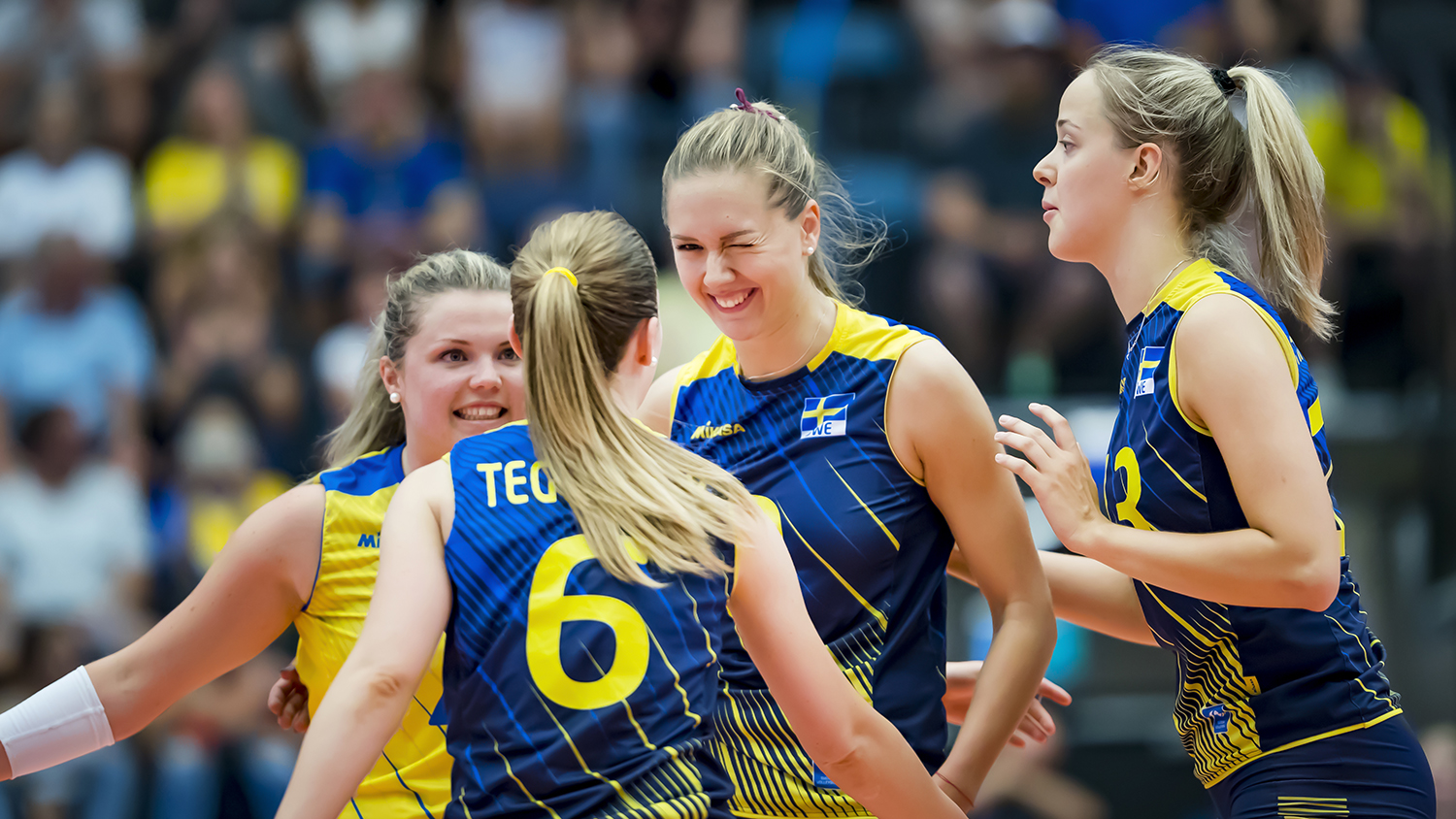 Volleybollandslaget os kvalar