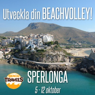 Sperlonga beachvolley